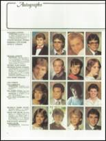 1986 Williamsport Area High School Yearbook Page 44 & 45