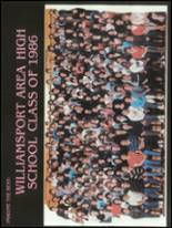 1986 Williamsport Area High School Yearbook Page 50 & 51