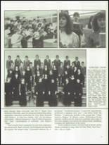 1986 Williamsport Area High School Yearbook Page 72 & 73