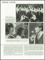 1986 Williamsport Area High School Yearbook Page 74 & 75