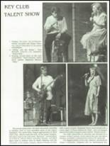 1986 Williamsport Area High School Yearbook Page 82 & 83