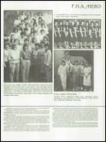 1986 Williamsport Area High School Yearbook Page 84 & 85