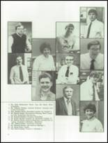 1986 Williamsport Area High School Yearbook Page 108 & 109