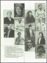1986 Williamsport Area High School Yearbook Page 110 & 111