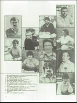 1986 Williamsport Area High School Yearbook Page 112 & 113