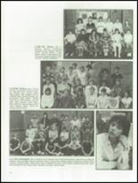 1986 Williamsport Area High School Yearbook Page 122 & 123