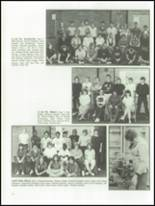 1986 Williamsport Area High School Yearbook Page 124 & 125