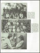 1986 Williamsport Area High School Yearbook Page 128 & 129