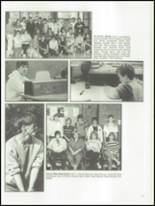 1986 Williamsport Area High School Yearbook Page 136 & 137