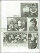 1986 Williamsport Area High School Yearbook Page 138 & 139