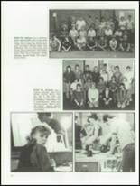1986 Williamsport Area High School Yearbook Page 154 & 155