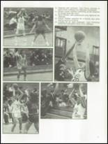 1986 Williamsport Area High School Yearbook Page 182 & 183