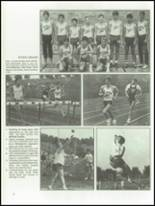 1986 Williamsport Area High School Yearbook Page 190 & 191