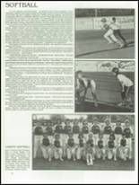 1986 Williamsport Area High School Yearbook Page 198 & 199