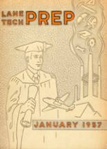 1957 Yearbook Lane Technical High School
