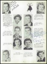 1952 Coshocton High School Yearbook Page 18 & 19