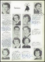 1952 Coshocton High School Yearbook Page 22 & 23