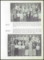 1952 Coshocton High School Yearbook Page 24 & 25