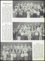 1952 Coshocton High School Yearbook Page 26 & 27