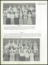 1952 Coshocton High School Yearbook Page 28 & 29