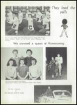 1952 Coshocton High School Yearbook Page 34 & 35
