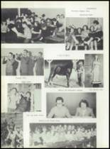 1952 Coshocton High School Yearbook Page 38 & 39