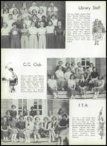 1952 Coshocton High School Yearbook Page 44 & 45