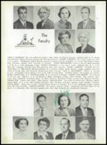 1952 Coshocton High School Yearbook Page 50 & 51