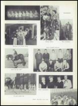 1952 Coshocton High School Yearbook Page 66 & 67