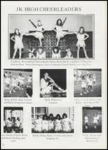 1991 Colcord High School Yearbook Page 16 & 17