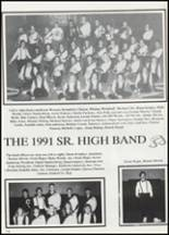 1991 Colcord High School Yearbook Page 18 & 19
