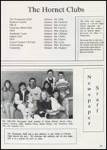 1991 Colcord High School Yearbook Page 26 & 27