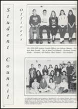 1991 Colcord High School Yearbook Page 28 & 29