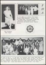 1991 Colcord High School Yearbook Page 30 & 31