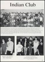 1991 Colcord High School Yearbook Page 32 & 33