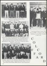 1991 Colcord High School Yearbook Page 34 & 35