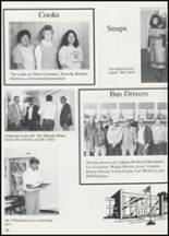 1991 Colcord High School Yearbook Page 42 & 43
