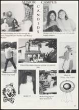 1991 Colcord High School Yearbook Page 48 & 49