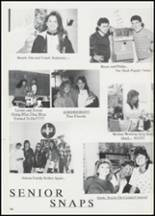 1991 Colcord High School Yearbook Page 50 & 51