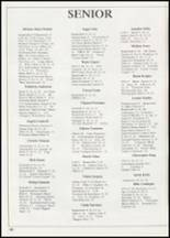 1991 Colcord High School Yearbook Page 52 & 53