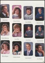 1991 Colcord High School Yearbook Page 54 & 55