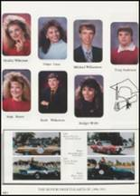 1991 Colcord High School Yearbook Page 56 & 57