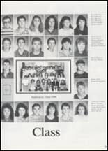 1991 Colcord High School Yearbook Page 66 & 67