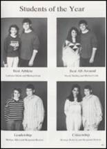 1991 Colcord High School Yearbook Page 68 & 69