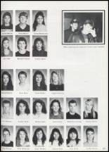 1991 Colcord High School Yearbook Page 70 & 71