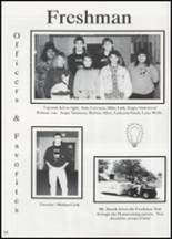 1991 Colcord High School Yearbook Page 72 & 73