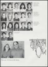 1991 Colcord High School Yearbook Page 76 & 77