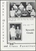 1991 Colcord High School Yearbook Page 80 & 81