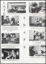 1991 Colcord High School Yearbook Page 96 & 97