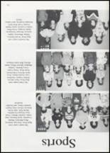 1991 Colcord High School Yearbook Page 104 & 105